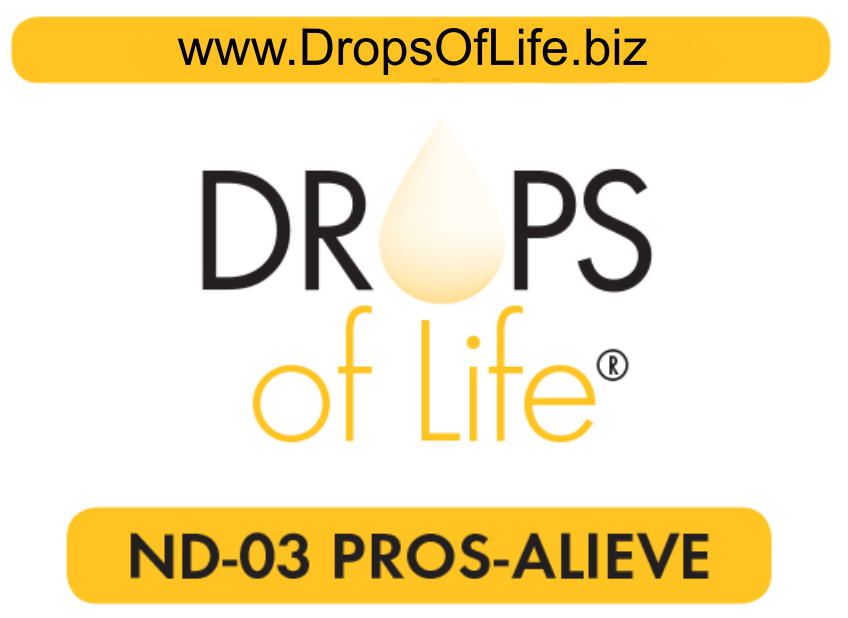 ND-03 - Pros-Alieve - Drops of Life